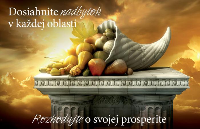 Kurz: Scientologické principy prosperity
